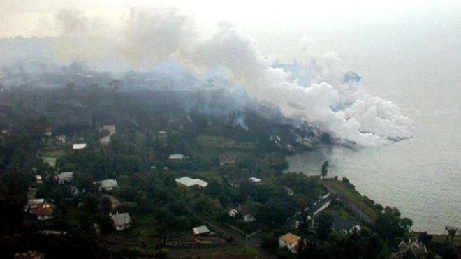 lake kivu, lake kivu exploding lake, lake kivu oil eploration, lake kivu deadly explosion, Fears of eplosion at Lake Kivu exploding lake as DRC and Rwanda agree to explore the lake for oil