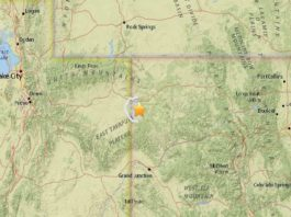 earthquake colorado, m3.7 earthquake colorado, m3.7 earthquake colorado april 2017, m3.7 earthquake colorado april 22 2017