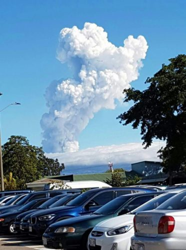 poas eruption, poas eruption video, poas eruption picture, poas eruption april 2017 photo video