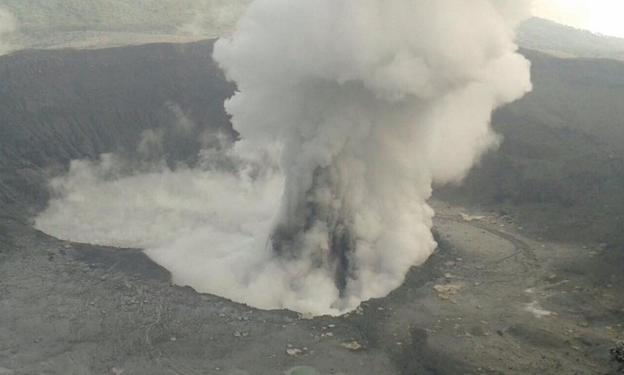 poas eruption april 2017