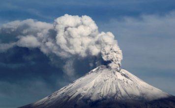 popocatepetl volcano, popocatepetl volcano eruption april 2017, popocatepetl volcano april 21 2017