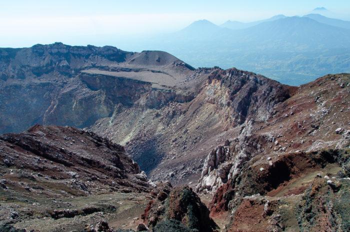 San Miguel (Chaparrastique) Volcano