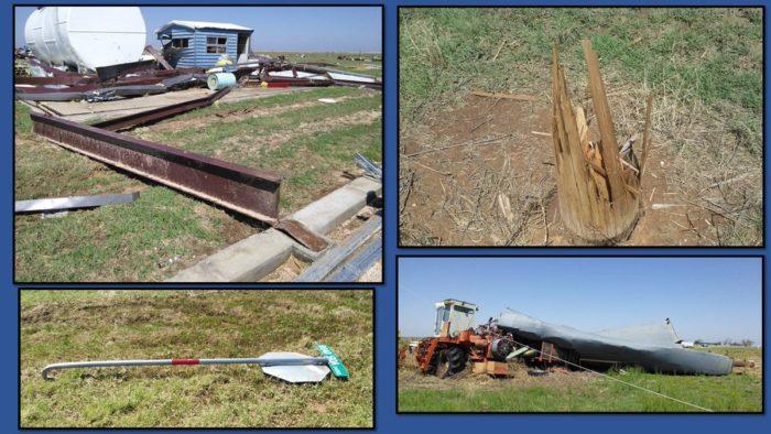 tornado texas, tornado dmmitt video
