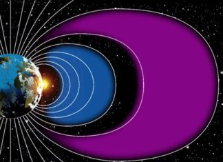 """Space weather events linked to human activity, anthropogenic space weather, anthropogenic space weather pdf, Human Radio Transmissions Create Barrier to """"Killer Electrons"""","""