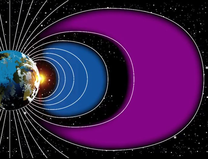 "Space weather events linked to human activity, anthropogenic space weather, anthropogenic space weather pdf, Human Radio Transmissions Create Barrier to ""Killer Electrons"","