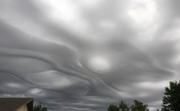 asperatus, undulatus asperatus oklahoma, asperatus undulatus, strange clouds, oklahoma, may 2017