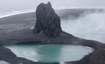 bogoslof eruption may 2017