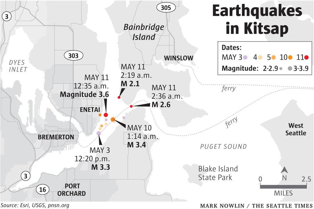 earthquake swarm seattle area, earthquake swarm seattle area map, earthquake swarm seattle area info