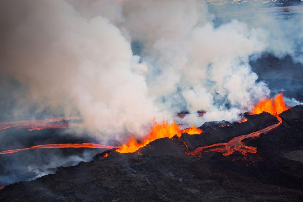 M3.9 earthquake rattles ardabunga volcano on May 27 2017