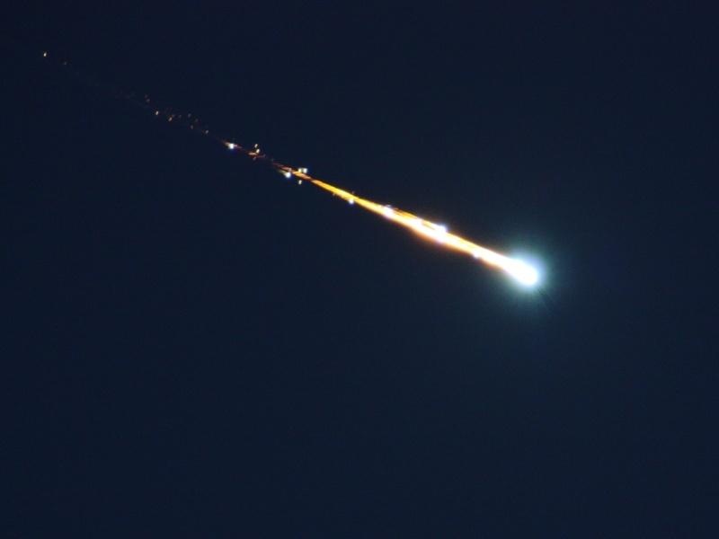 fireball meteor, fireball, meteor, fireball meteor may 2017, fireball meteor may 2017 video