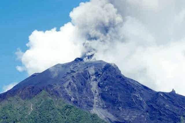 manam volcano eruption may 2017