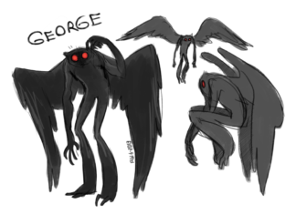 mothman chicago, mothman chicago 2017, mothman reports chicago, mothman seen in chicago, chicago mothman reports 2017