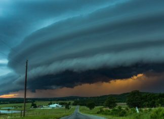 supercell oklahoma gate to hell, supercell oklahoma gate to hell picture, supercell oklahoma may 11 2017 photo