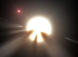 alien megastructures, alien megastructures around star, alien megastructures around neutron star, discover alien megastructures, Gigantic 'alien megastructures' built by an advanced civilisation could be orbiting dozens of nearby stars,