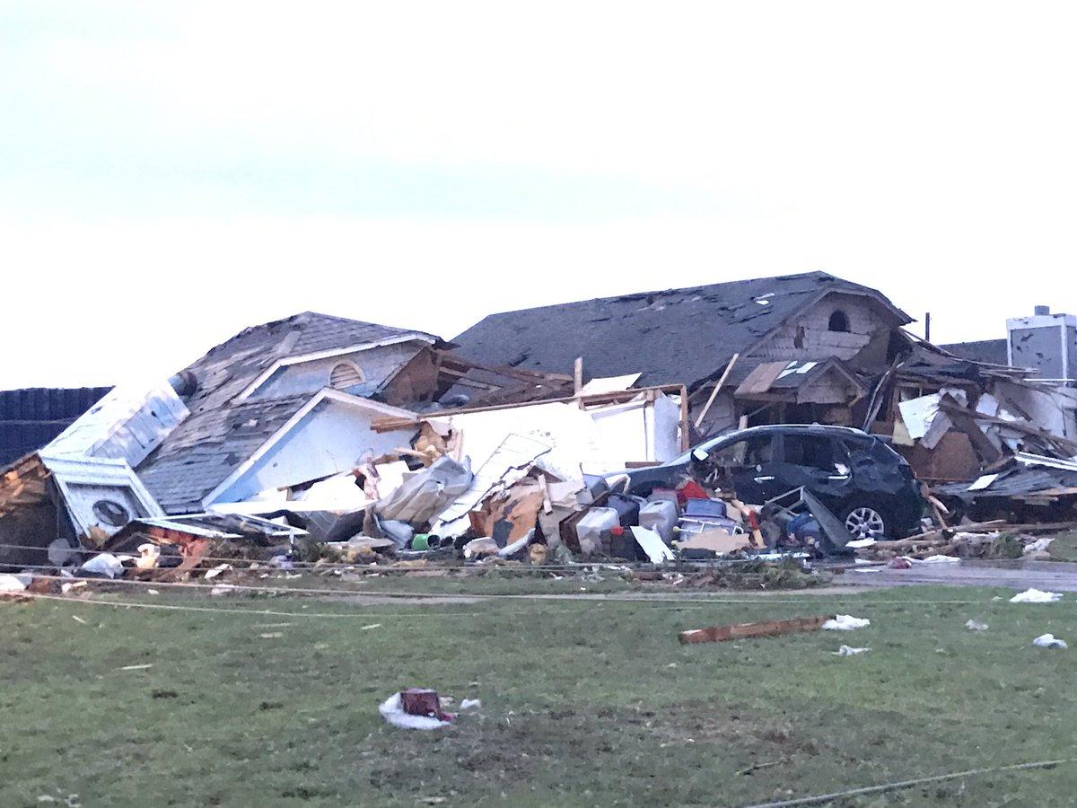 tornado elk city, tornado elk city oklahoma, deadly tornado elk city may 2017