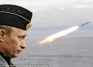 tsunami bomb usa russia, tsunami bomb usa russia may 2017, Putin is planting deep-sea 'mole nukes' near the US capable of causing a TSUNAMI, Russia 'can launch tsunami against US with nuclear bombs buried in ocean'