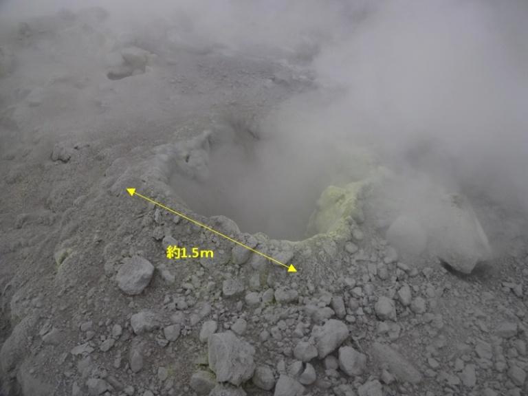 volcanic activity Kirisimayama Ebino plateau, enhanced volcanic activity Kirisimayama Ebino plateau, two volcanoes erupt after M6.0 earthquake in Japan