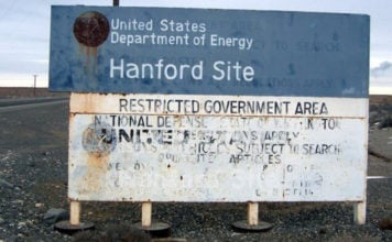 Radioactive Plutonium Particles Were Airborne at Hanford, K5Investigators have confirmed Alpha contamination measured in spots at Hanford. That means radioactive plutonium particles were airborne