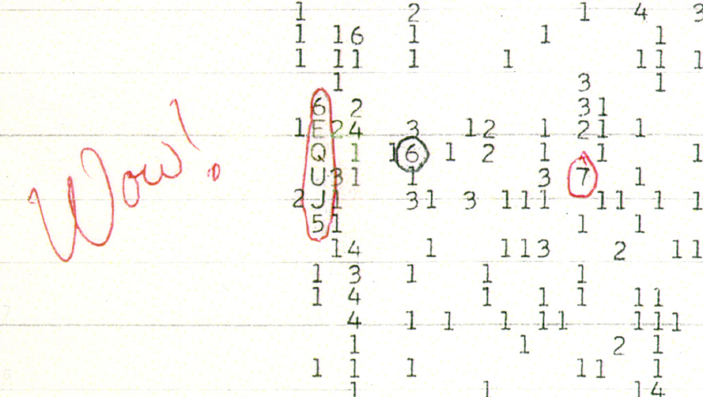 Wow signal, Wow signal solved, Wow signal linked to comets, mystery of wow signal soled, wow signal is solved, mystery wow space sgnal solved