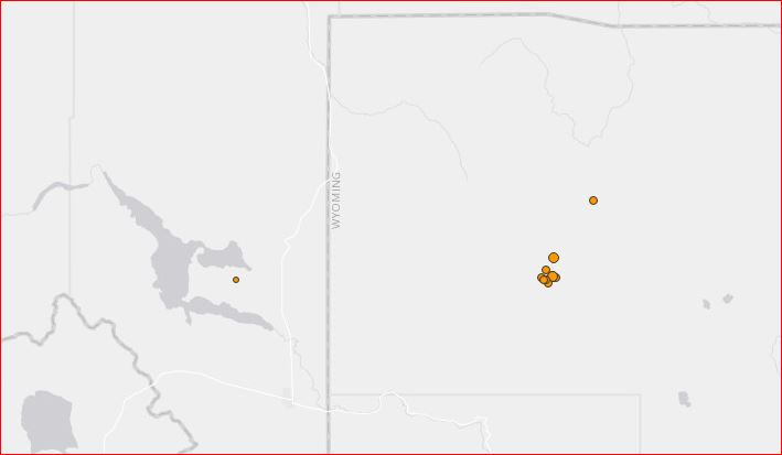 11 earthquakes hit West Yellowstone on June 2 2017, us seismic unrest june 2 2017, us earthquake june 2 2017, Between June 1 and 2 ,2017, the continental US have been hit by several earthquakes: 11 earthquakes in Yellowstone, 4 tremors in New Madrid, 2 rare quakes in Shishmaref, Alaska