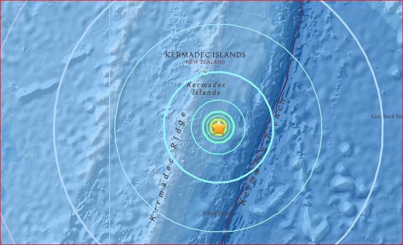 ghost quakes after M6.0 kermadek earthquakes, A 4.7 magnitude quake registered near Taupo turned out to be a ghost quake or a seismic wave from the Kermadec Islands M6.0 earthquake, 'Ghost' tremors hit central North Island after Kermadec quake, 'Ghost' tremors hit central North Island after Kermadec quake new zealand, new zealand ghost quakes