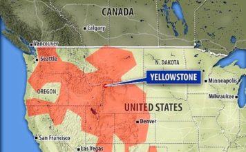 Yellowstone supervolcano awakening, Yellowstone supervolcano awakening video, Is the Yellowstone supervolcano awakening, giant molten carbon lake yellowstone