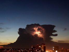 monstrous storm cell chelyabinsk, monstrous cell storm chelyabinsk, monstrous cell storm chelyabins pictures, monstrous cell storm chelyabins june 2017