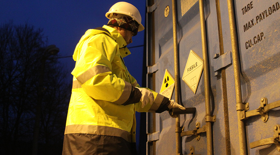 "Federal regulators are investigating an ""absolutely unacceptable"" violation of improper handling of nuclear material after the mislabeled cargo was sent on commercial cargo flights to two laboratories in the United States."