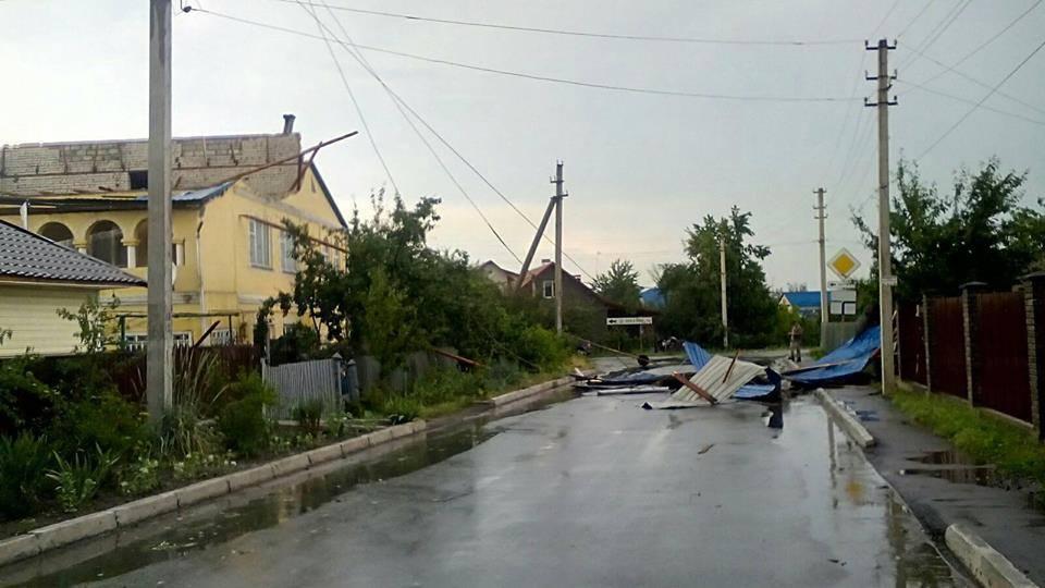 storm ukraine bridge waterfall, storm ukraine bridge waterfall video, Apocalyptic storm in Ukraine changes bridge into giant waterfall, storm ukraine bridge waterfall picture