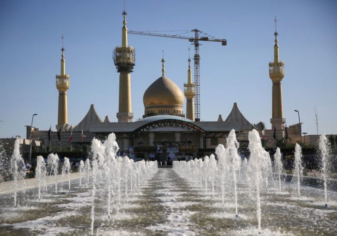 Two simultaneous ISIS terror attacks hit Tehran Iran on June 7 2017, first terror attacks in iran ISIS attacks iran june 2017