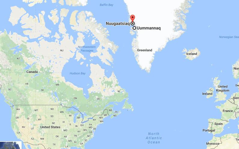 tsunami Groenlandia, il video groenlandia tsunami, immagine groenlandia tsunami, groenlandia tsunami giugno 2017, gigantesca frana provoca tsunami in villaggi allagamento Oceano Atlantico e case distruggendo il 17 giugno 2017