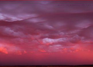 undulatus asperatus sunset, undulatus asperatus sunset north dakota, undulatus asperatus sunset video, undulatus asperatus sunset june 2017, undulatus asperatus sunset june 2017 timelape video