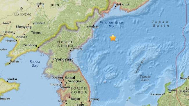 M5.8 earthquake north korea july 2017, M5.8 earthquake north korea july 2017 map, M5.8 earthquake north korea july 2017 nuclear test