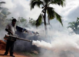 Sri Lanka Dengue Crisis, worst-ever dengue outbreak sri lanka, sri lanka dengue outbreak 2017