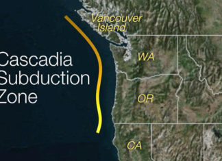 cascadia earthquake, cascadia earthquake risk, cascadia earthquake overdue, Cascadia earthquake Big One is overdue