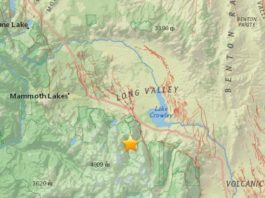 earthquake swarm mammoth lakes, More than 150 tiny and small earthquakes have occurred near Mammoth Lakes since July 3