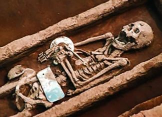 giant graveyard china, giant graveyard china pictures, graveyard of giant discovered china, 5000-year-old 'giants' graveyard found in eastern China