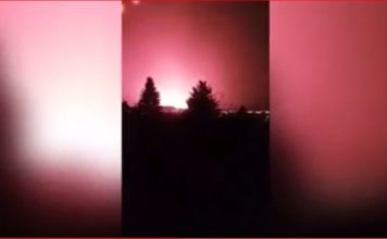 mysterious red flash hungary, Mysterious red flashes spotted streaking across the sky during thunderstorm prompt fears of alien spaceship invasion in Hungary, Mysterious red flashes spotted streaking across the sky during thunderstorm prompt fears of alien spaceship invasion in Hungary video, Mysterious red flashes spotted streaking across the sky during thunderstorm prompt fears of alien spaceship invasion in Hungary july 2017 video