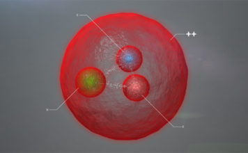 new subparticle discovered lhc cern, new subparticle discovered lhc cern july 2017, 'New frontier' in physics: Subatomic particle with double dose of 'charm' discovered, new charming particule found at cern, cenr opens new frontier in physics discovering baryon, new subparticule discovered at cern