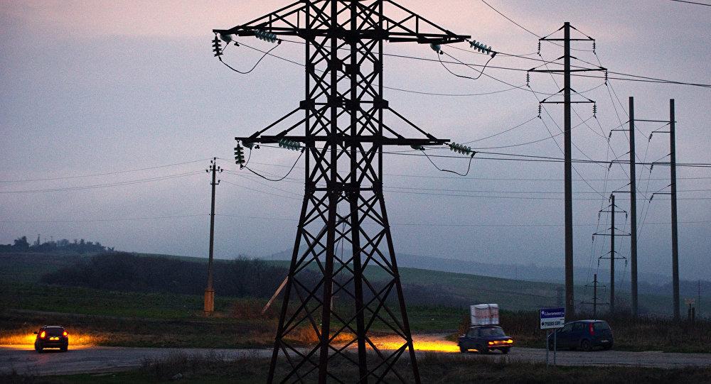 power outage crimea, power outage crimea july 28 2017, giant power outage crimea, The Crimea peninsula experienced complete power outage on July 28 2017