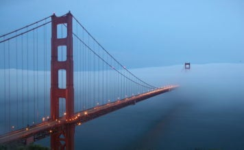 san francisco fog, san francisco fog video, san francisco fog picture, 'One of the largest human experiments in history' was conducted on unsuspecting residents of San Francisco, biological test san francisco, biological tests USA, us army test biological weapons on san francisco