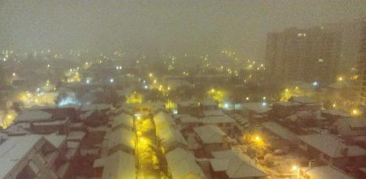 santiago de chile snow, Snow in Santiago de Chile, nieve santiago, Snow in Santiago de Chile july 2017, first snow sntiago in decades