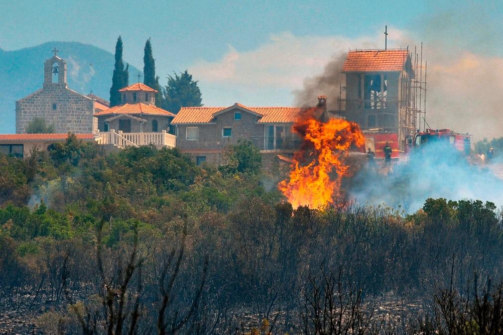 wildfire montenegro july 2017, wildfire montenegro july 2017 video, wildfire montenegro july 2017 picture
