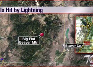 3 children struck by lightning near Lily Lake, 3 children struck by lightning near Lily Lake utah, 3 children struck by lightning near Lily Lake august 2017, 3 children were struck by lightning near Lily Lake, Utah on August 4 2017
