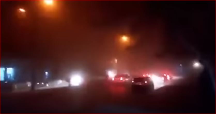 biblical sandstorm algeria, biblical sandstorm algeria august 2017, biblical sandstorm algeria video, biblical sandstorm algeria pictures, A biblical sandstorm turns day into night in Algeria on August 12 2017