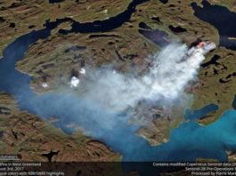 wildfires greenland, wildfires greenland august 2017, wildfires greenland august 2017 pictures, wildfires greenland august 2017 map