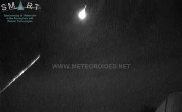 fireball video september 2017, Two bright meteor fireballs exploded in the night sky over Spain on consecutive nights, spain meteor video, spain fireball video, fireball video september 2017