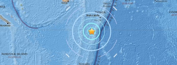 M6.4 earthquake hit Fiji Islands on September 26 2017, M6.4 earthquake hit Fiji Islands on September 26 2017 map, m6.4 earthquake fiji sept 26 2017
