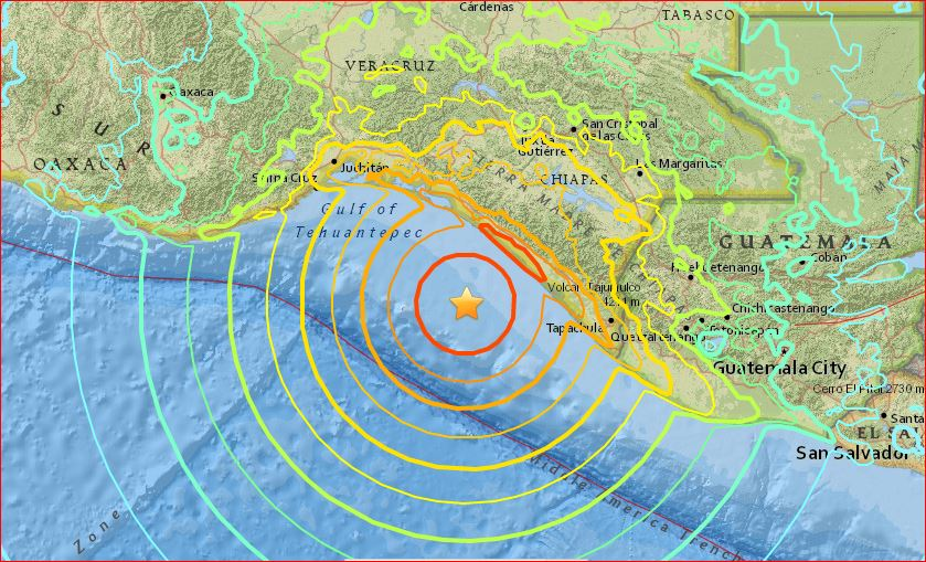 M8.2 earthquake mexico, M8.1 earthquake mexico, M8.2 earthquake mexico video, M8.2 earthquake mexico map, M8.2 earthquake mexico september 7 2017