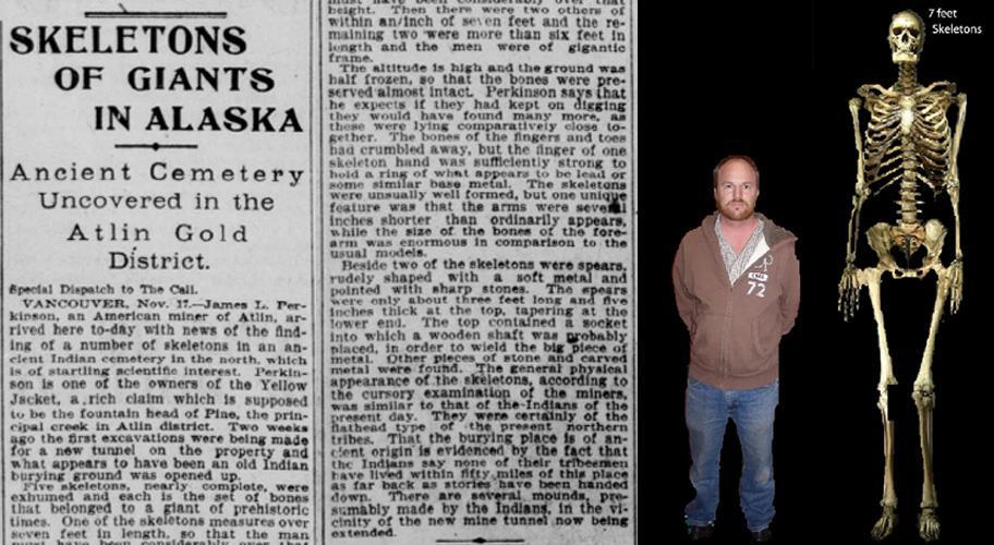 γίγαντες της Αλάσκας, βίντεο γίγαντες της Αλάσκας, γίγαντες στην Αλάσκα